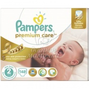 Подгузники Pampers Premium Care 3-6 кг 148 шт. mini