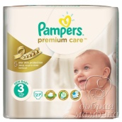 Подгузники Pampers Premium  Care Midi №3 (5-9кг) 20шт.
