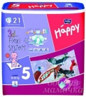 Подгузники Bella Baby Happy Junior №5 (12-25кг) 21шт.
