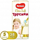 Трусики Huggies Elite Soft (12-17кг) 38 шт