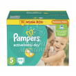 Подгузники Pampers Active Baby Мега №5 (11-18кг) 111шт.
