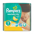 Подгузники Pampers Baby Newborn (2-5кг) 27шт.