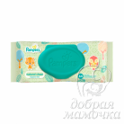 Pampers Влажные салфетки Naturally Clean 64 шт.