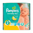 Подгузники Pampers New Baby (3-6кг) 27шт.