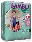 Трусики Bambo Nature XL Plus (18+ кг) 18шт.